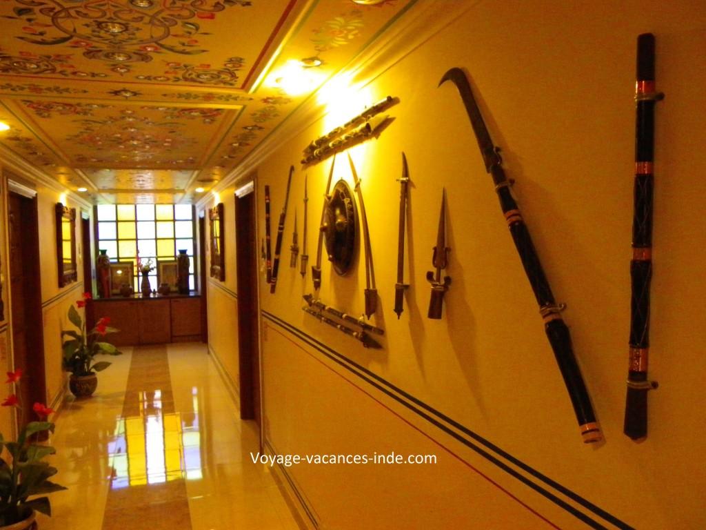 Le sunder Palace à Japur