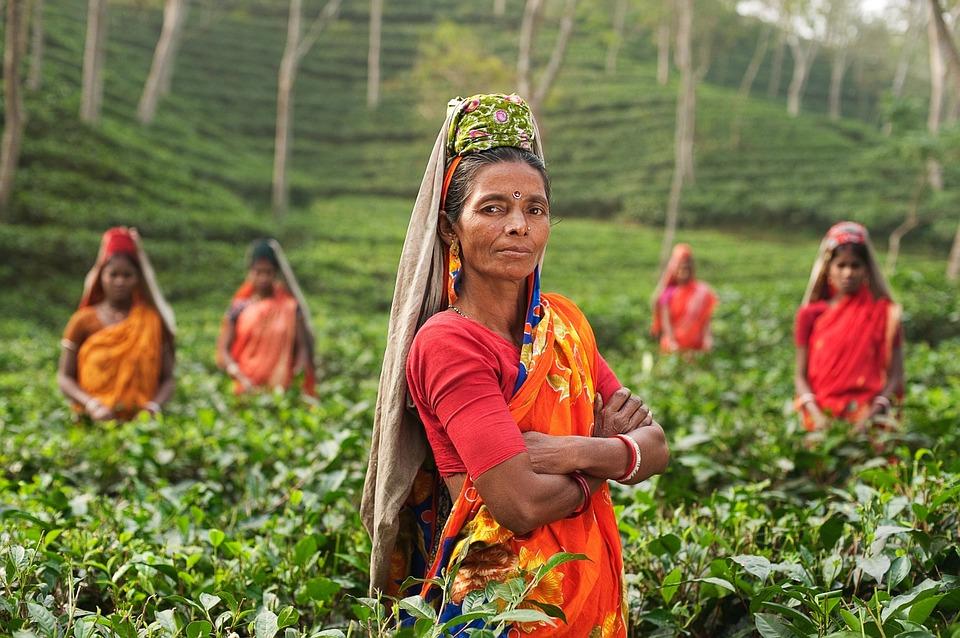 Inde femme