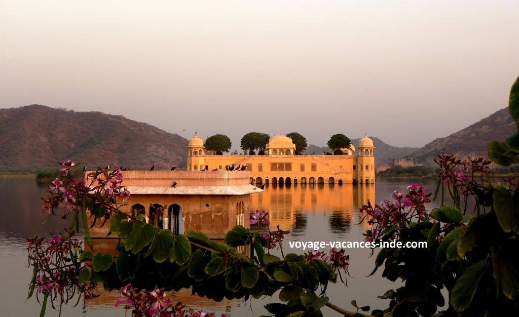 Le Water Palace de Jaipur.