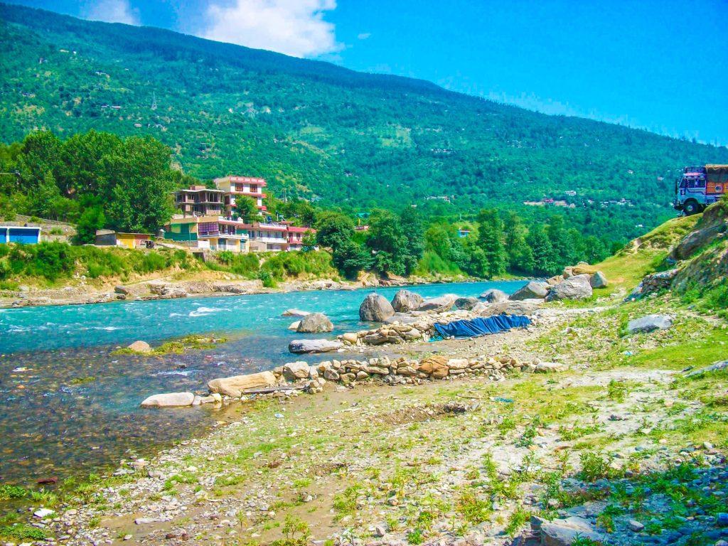 inde photo fleuve